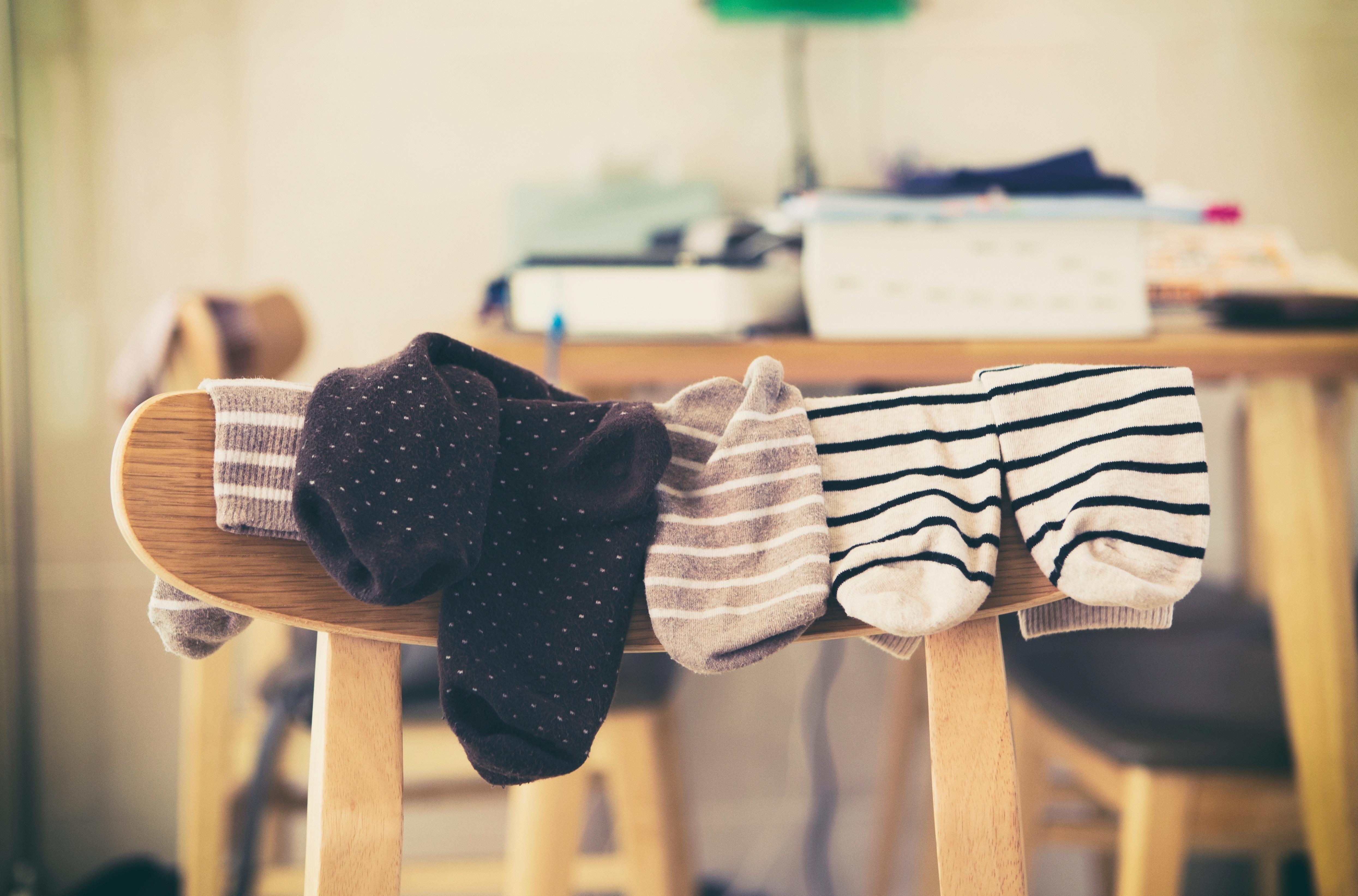 roupas com mofo