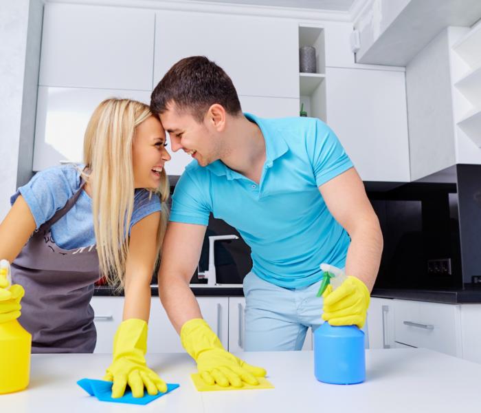 divisão tarefas domésticas